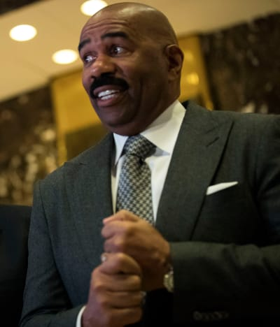 Steve Harvey Sort of Sucks