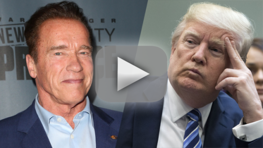 Arnold schwarzenegger destroys donald trump makes potus an offer