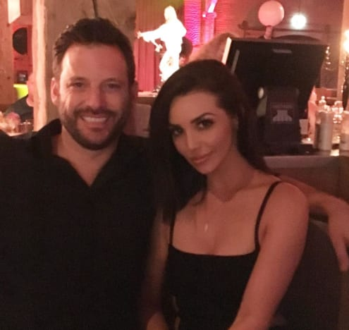 Scheana Shay & Robert Valletta on Instagram