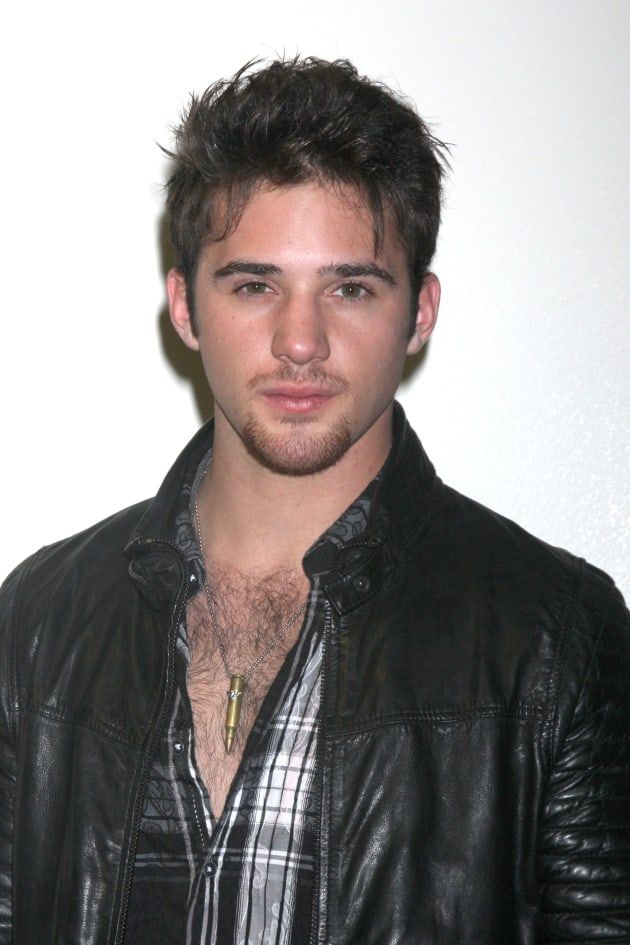Casey Moss Days of Our Lives - The Hollywood Gossip