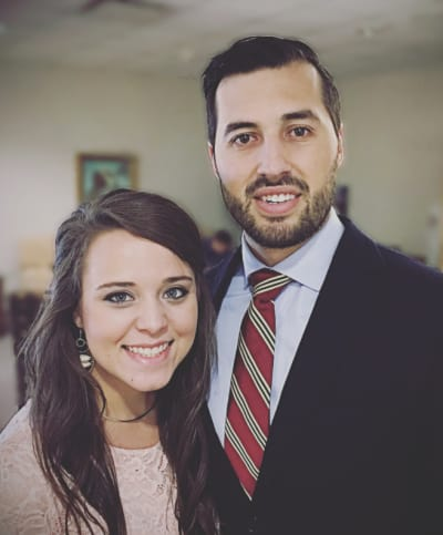 Jinger and Jeremy Vuolo Picture