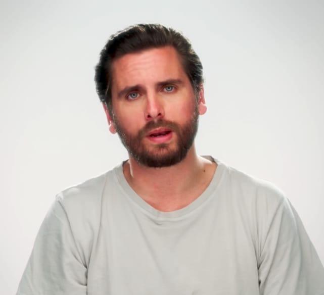 Scott disick confessional