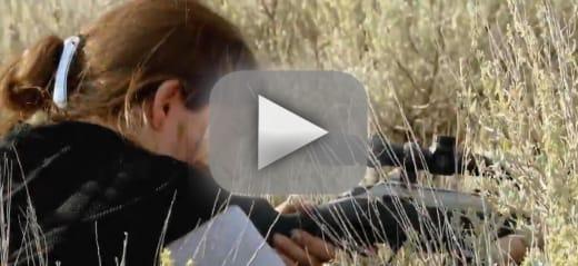 Alaskan bush people preview bird brown hunts bison