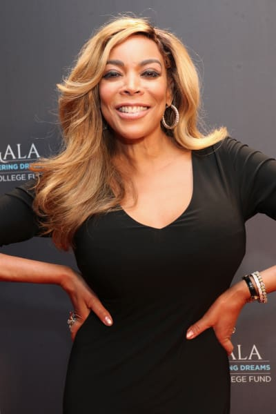 Wendy Williams Smiles