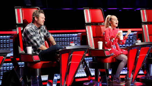 The Voice Tandem