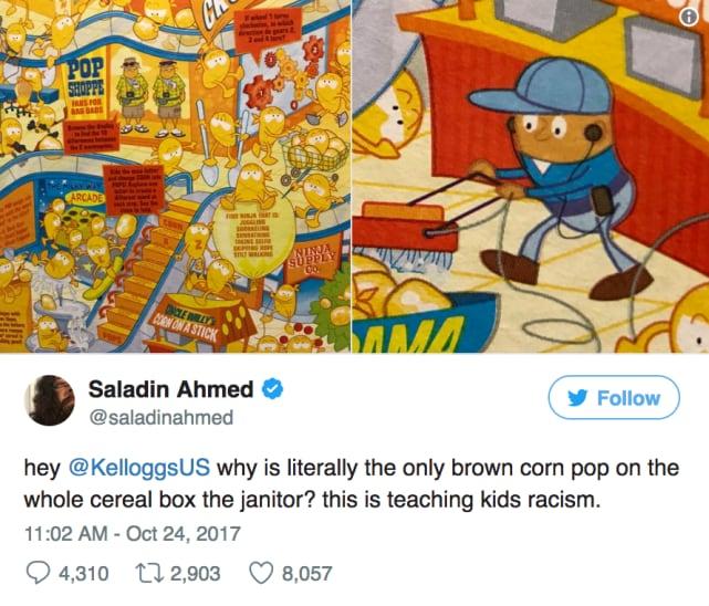 Saladin ahmed saw it