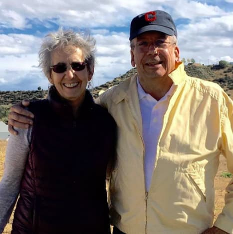Bill O'Neill Picture (with sister)