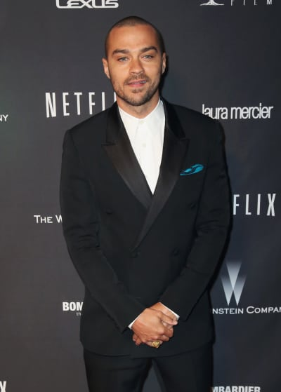 Jesse Williams is Handsome