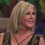 Vicki gunvalson at the reunion special