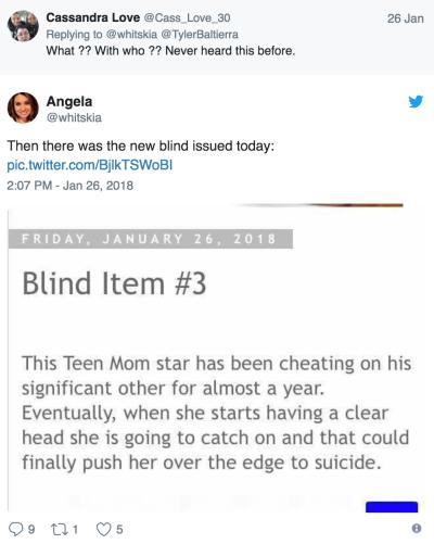 blind item