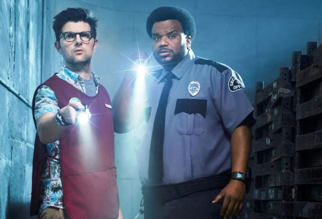 Ghosted promotional picture
