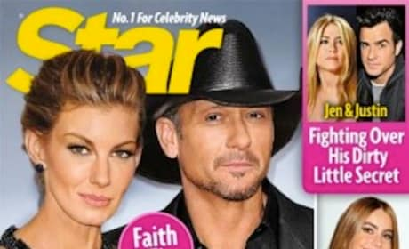 Faith Hill Filing For Divorce After Tim McGraws Second