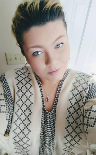 Amber Portwood Pre-Pink Hair