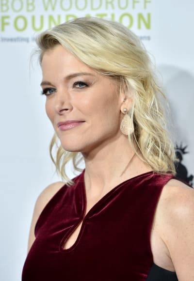 Megyn Kelly on the Red Carpet
