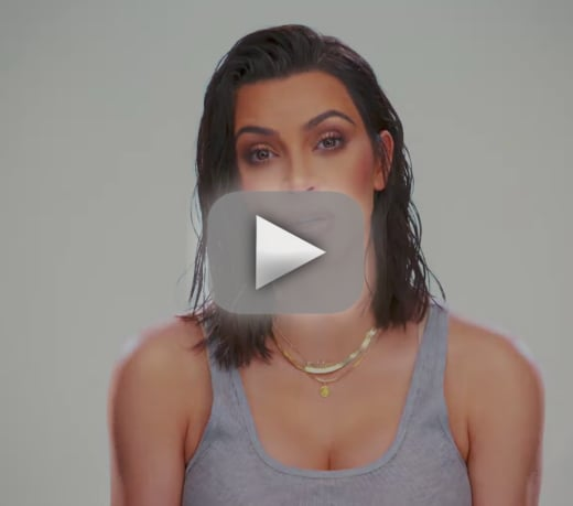 Keeping up with the kardashians teaser naked kourtney doused sco