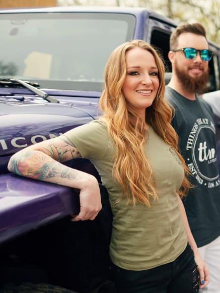 Maci bookout is not pregnant