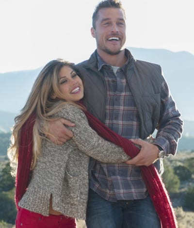 Chris Soules and Britt Nilsson