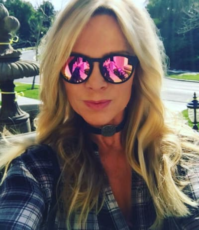 Tamra Judge Selfie