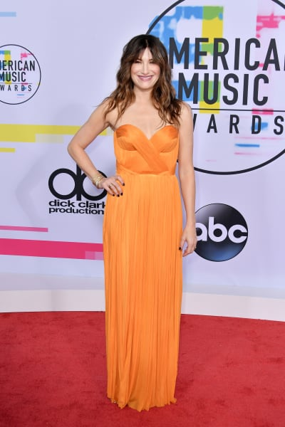 Kathryn Hahn at 2017 AMAs