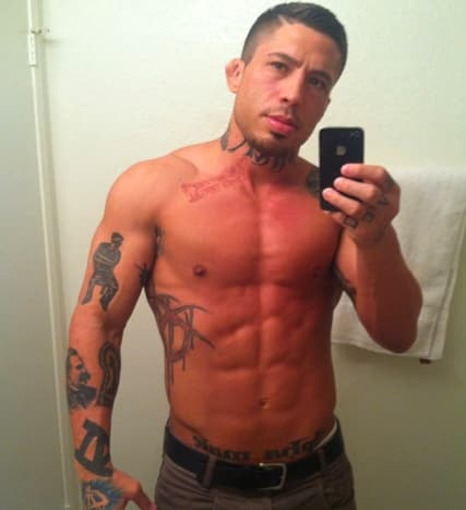 War Machine Shirtless
