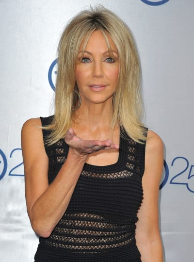 Heather Locklear in 2013