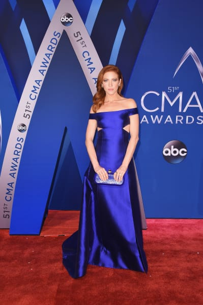 Brittany Snow at CMAs