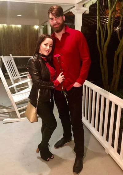 Jenelle Eason, David Eason Photo