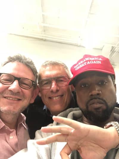 MAGA Kanye