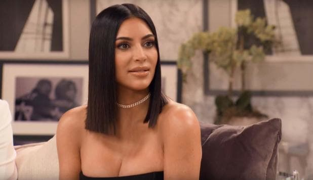 Kim feared she had miscarried north