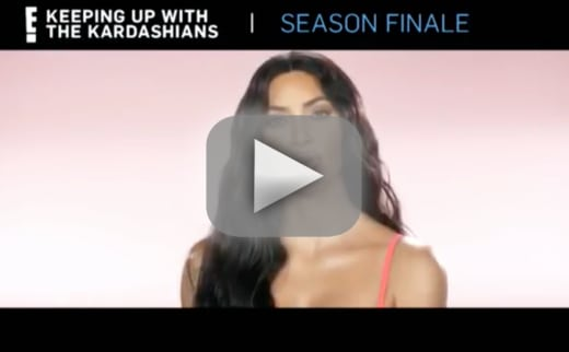 Keeping up with the kardashians season finale first presidential