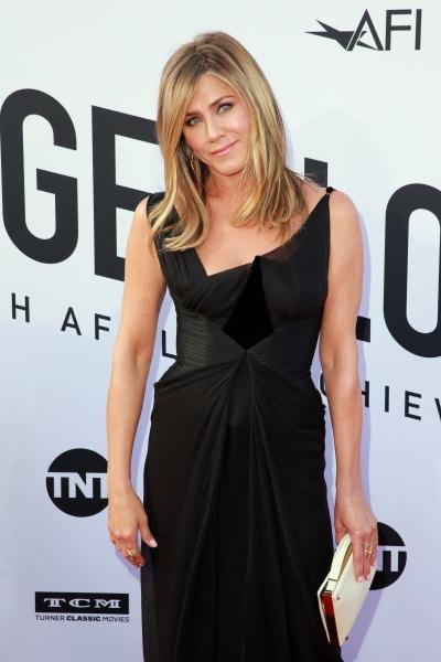 Jennifer Aniston on a Red Carpet