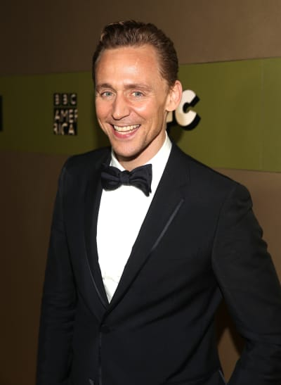 Tom Hiddleston: 2016 Emmys Pic