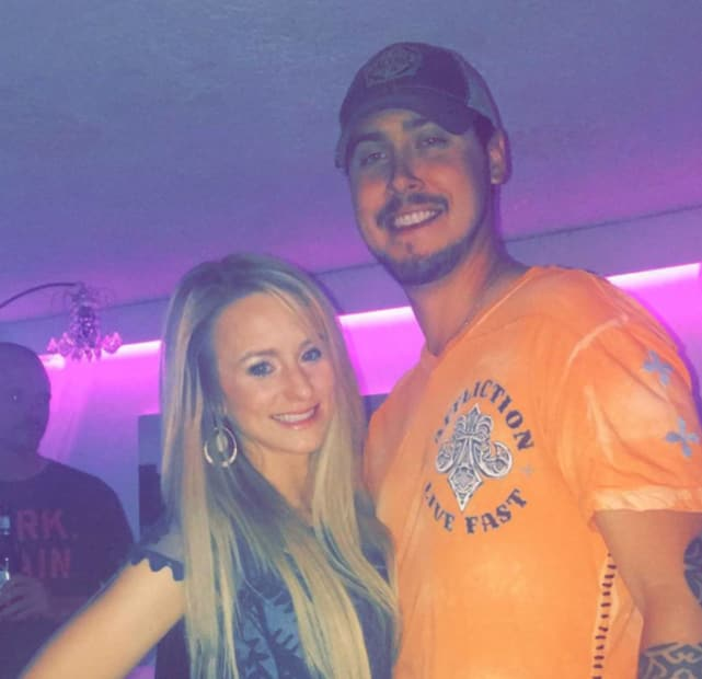 Leah messer and jeremy calvert pic