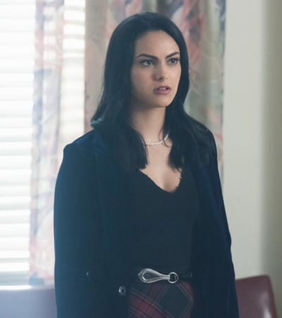 Camila Mendes for The CW