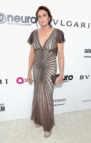 Caitlyn Jenner In Fancy Dress