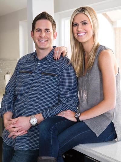 Tarek and Christina El Moussa Pic