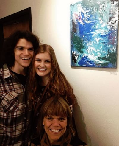 Jacob Roloff, Isabel Rock, Amy Roloff