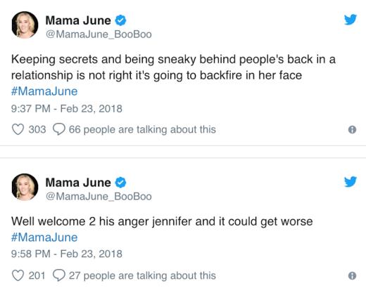 june attacks