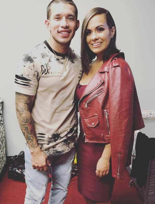 Javi marroquin and briana dejesus