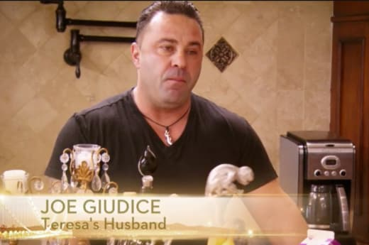 Joe Giudice on RHONJ