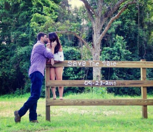 Jenelle Evans and David Eason Wedding Announcement
