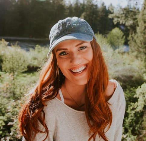Audrey Roloff Instagram Pic