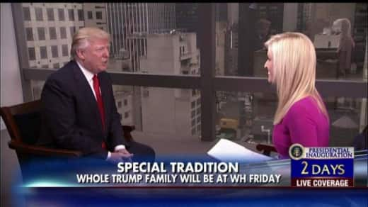 Donald Trump on Fox & Friends
