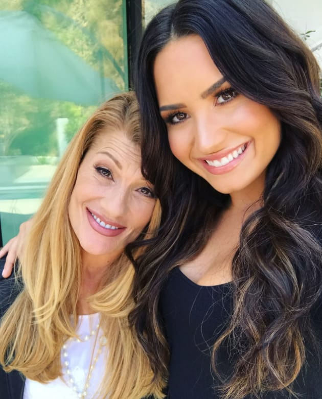 Demi Lovato's Mother: I Thought My Child Was Going to Die