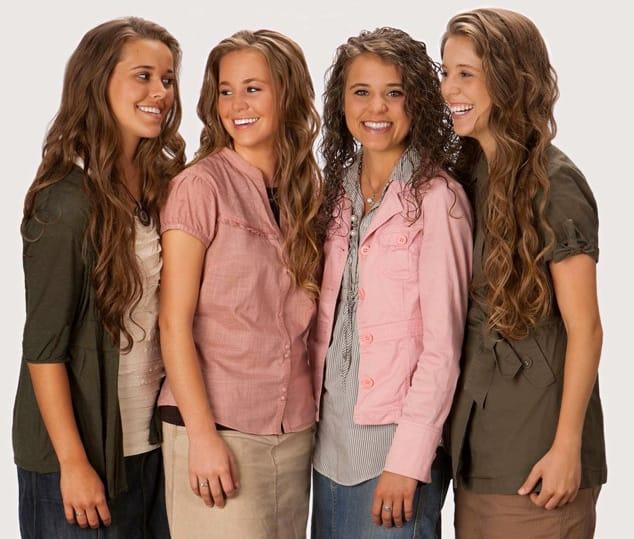 Duggar daughters