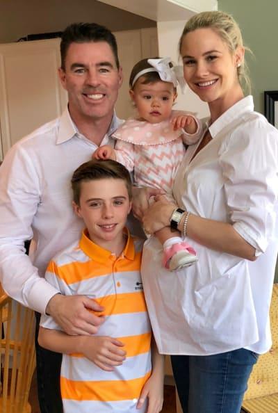 Meghan King Edmonds, Family