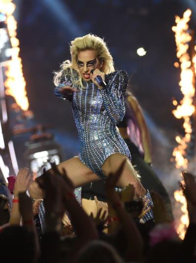 Lady Gaga Goes Gaga
