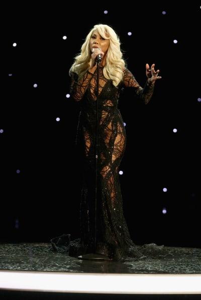 Tamar Braxton on Stage