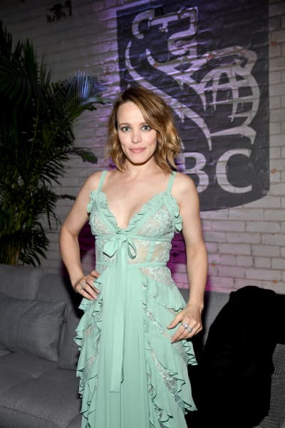 Rachel McAdams in Green