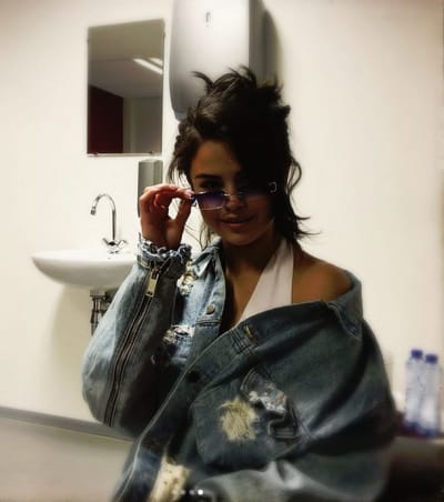 Selena Gomez Looking Cool